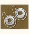 Silpada hoop earrings